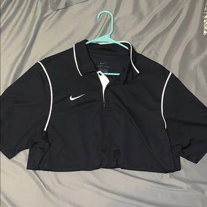 Nike golf shirt!